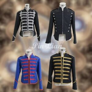 My-Chemical-Romance-MCR-Military-Parade-Jacket-Color-Cosplay-Costume-Halloween