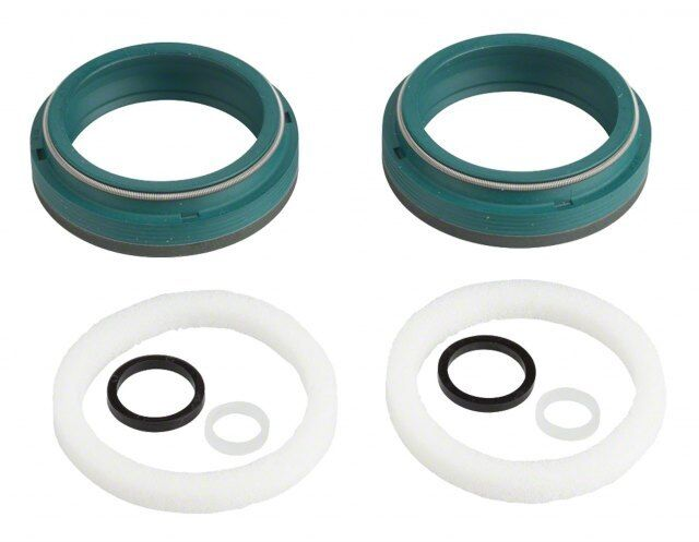 SKF 40mm Fox Fork Seals - Low Friction Mountain Bike Suspension MTB Float 40