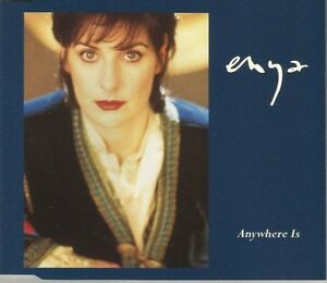 Enya-Anywhere-Is-original-CD-single