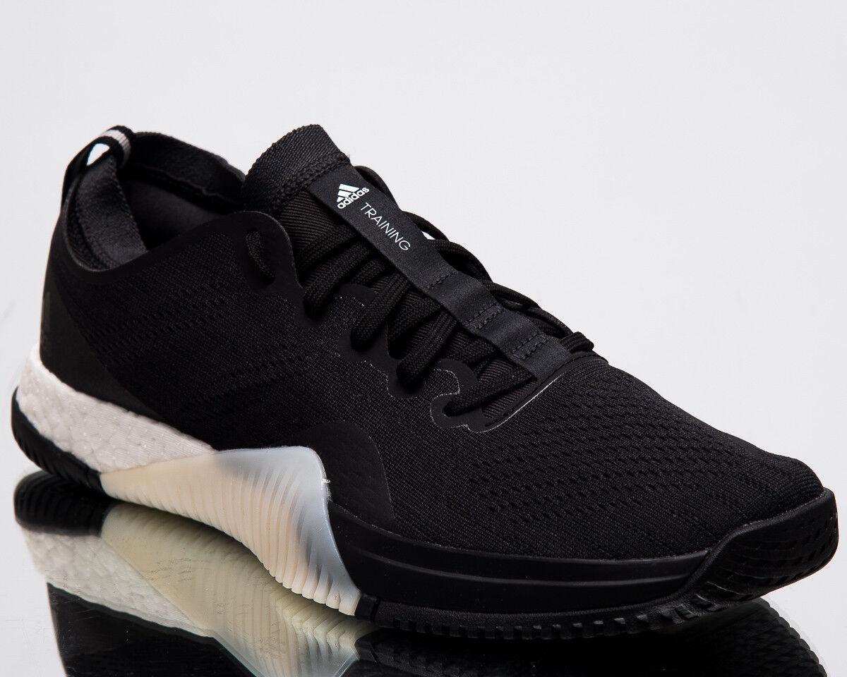 Adidas CrazyTrain Elite Men New Black Carbon White Training Sneakers DA9021