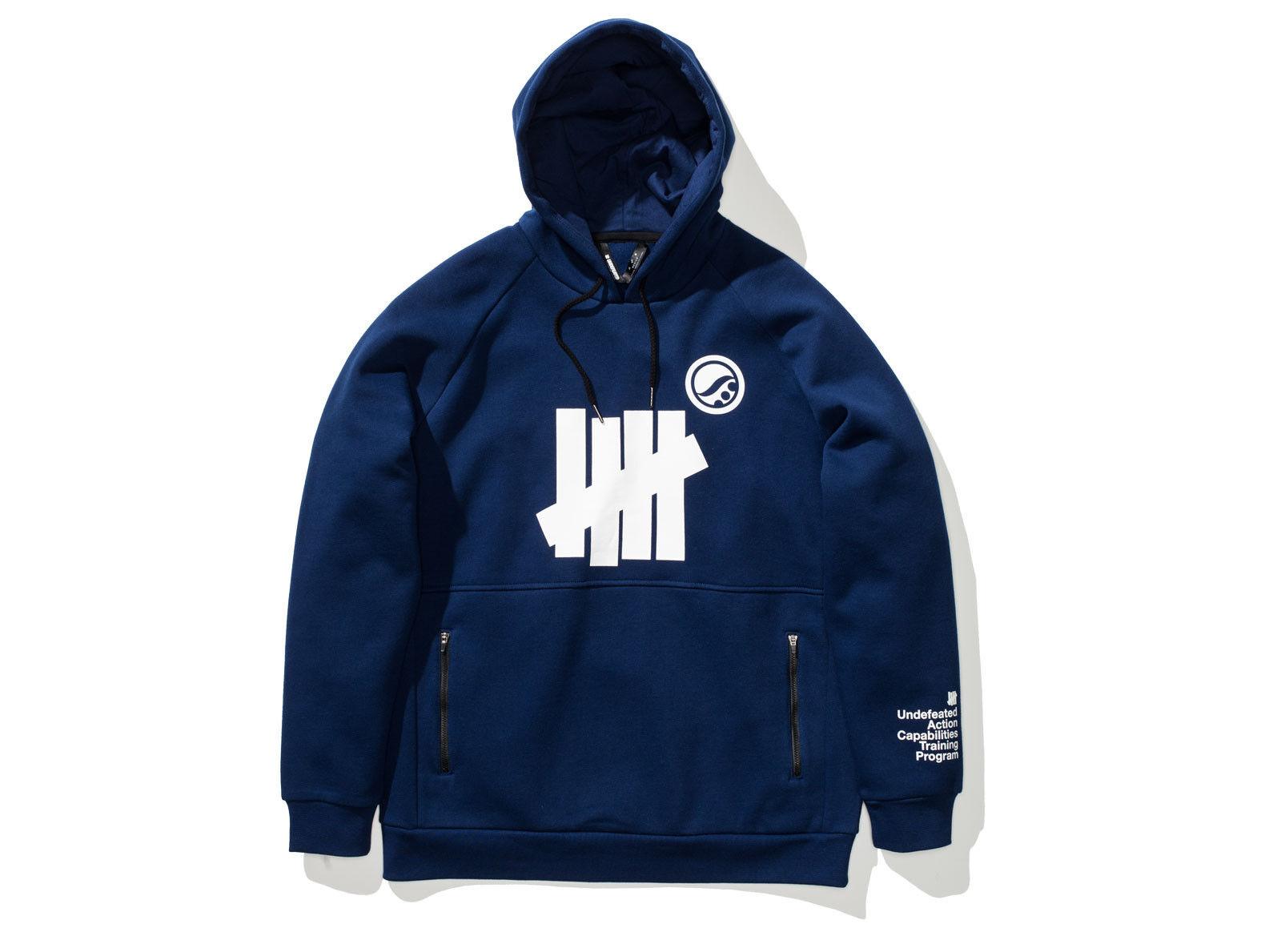 Shoygoldll x Undefeated Technical Hoodie Brand New hoody jiujitsu bjj syr