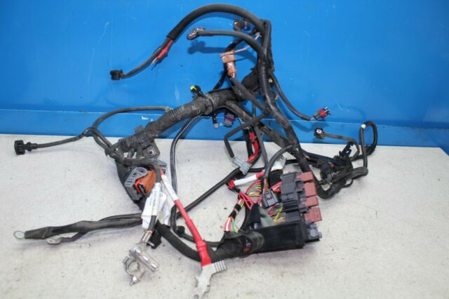 Renault Twingo Ii 2 Bj 11 1 2 55 Kw Engine Wiring Harness