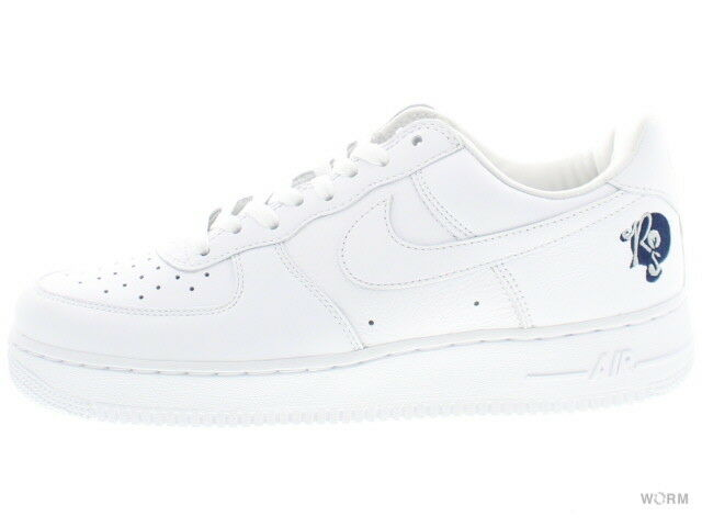 NIKE AIR Obliger 1 '07 ROCAFELLA ao1070-101 blanc/blanc-blanc Taille 10