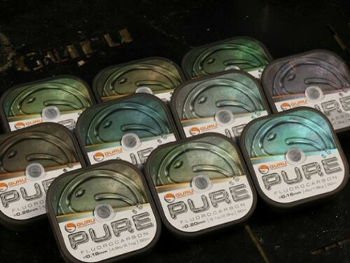 Guru Pure Fluorocarbon Line Fishing