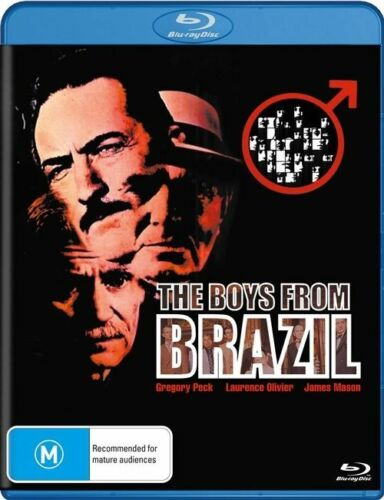 1 of 1 - The Boys From Brazil (Blu-ray, 2009) NEW
