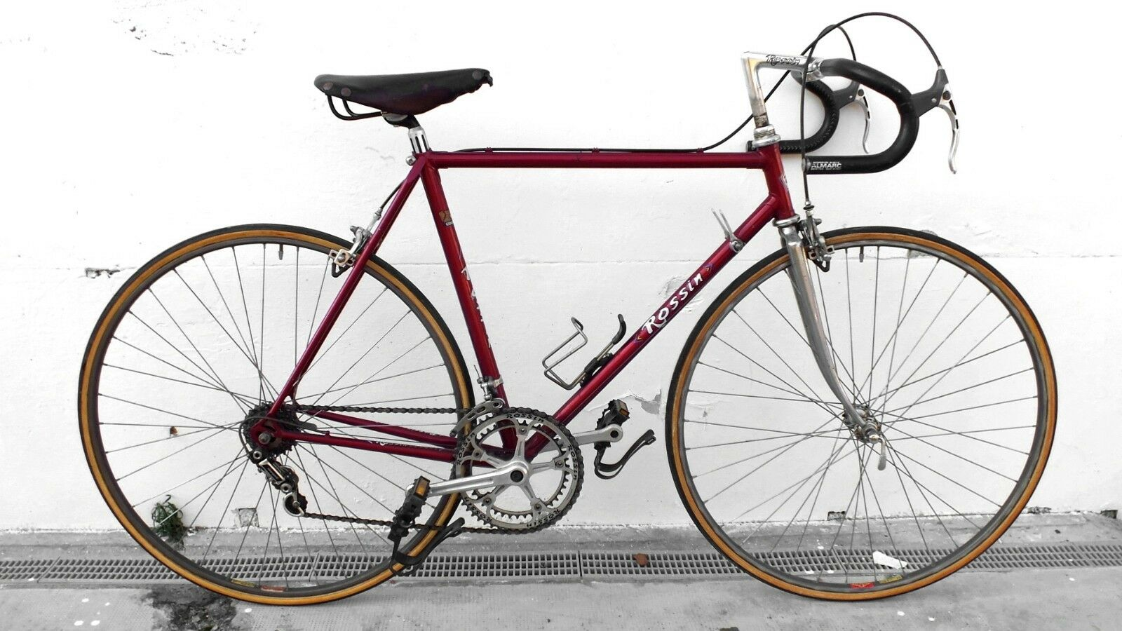 Rossin Campagnolo super record race Columbus bike years'  76 (colnago era)  order online