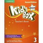 Kid's Box American English Level 3 Teacher's Book by Lucy Frino, Melanie Williams (Paperback, 2014)