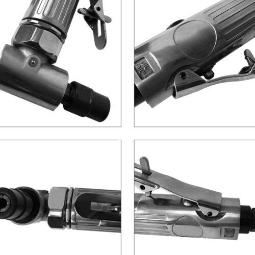 1//4/'/' Air Angle Die Grinder 90° Polishing Sanding Backing Grinding Wheel Tools