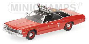 Dodge-Monaco-1974-Fire-Chief-1-43-Minichamps-400144790-Modellino-Diecast