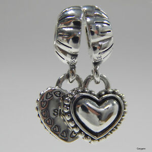 a0506aa77 Image is loading New-Authentic-Pandora-Charm-My-Special-Sister-Heart-