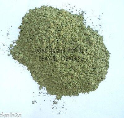 1 lb BAQ Pure Rajasthan Mehwad Henna Powder 2012 SUMMER CROP Lawsonia Inermis