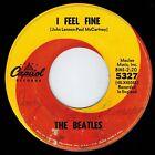 THE BEATLES I FEEL FINE / SHE'S A WOMAN ORIGINAL 1964 7