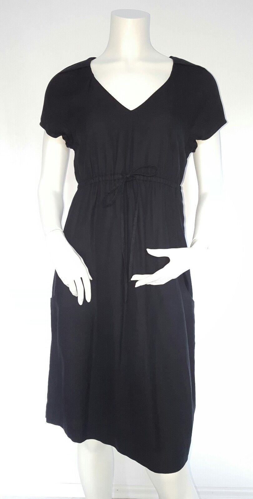 ESPRIT Collection Kleid schwarz Gr. 38, NEU