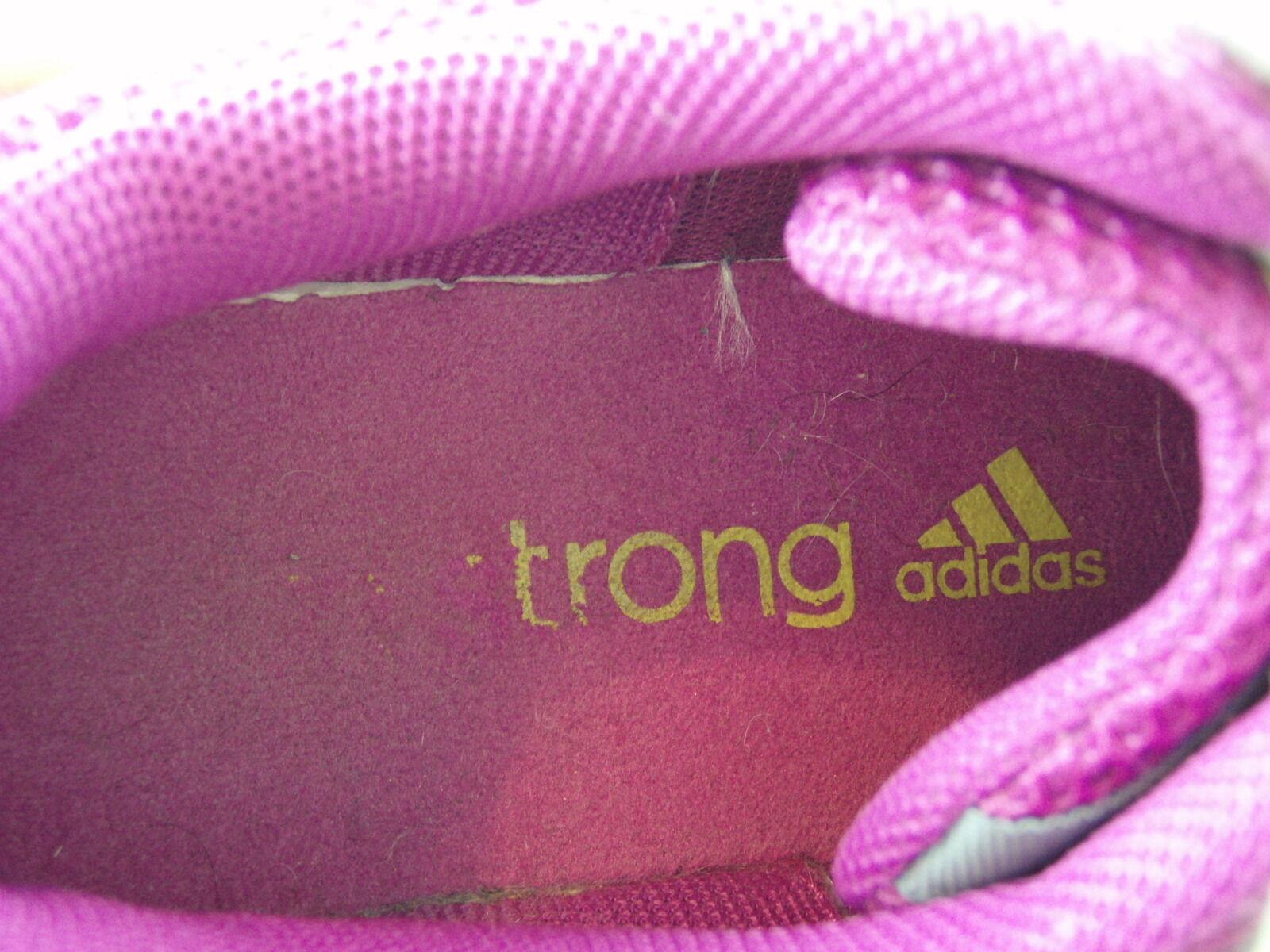 ADIDAS viola Running or Walking scarpe Athletic scarpe da ginnastica ginnastica ginnastica - Donna  Dimensione 10 - EUC df85fa