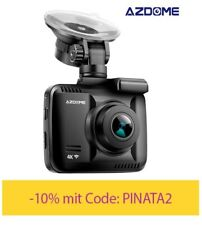 AZDOME 4K Dashcam GPS WIFI Full HD 2160P