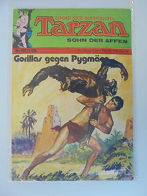 1x Comic - Tarzan Nr. 102 - Bsv - Zustand 1- Modische Muster