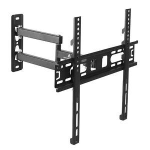 tv halterung wandhalterung fernseher lcd led 3d 26 55 zoll neigbar schwenkbar ebay. Black Bedroom Furniture Sets. Home Design Ideas