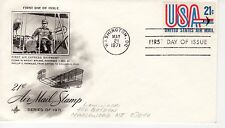 FDC - United States Air Mail - Washington - May 21th - 1971 - Premier jour