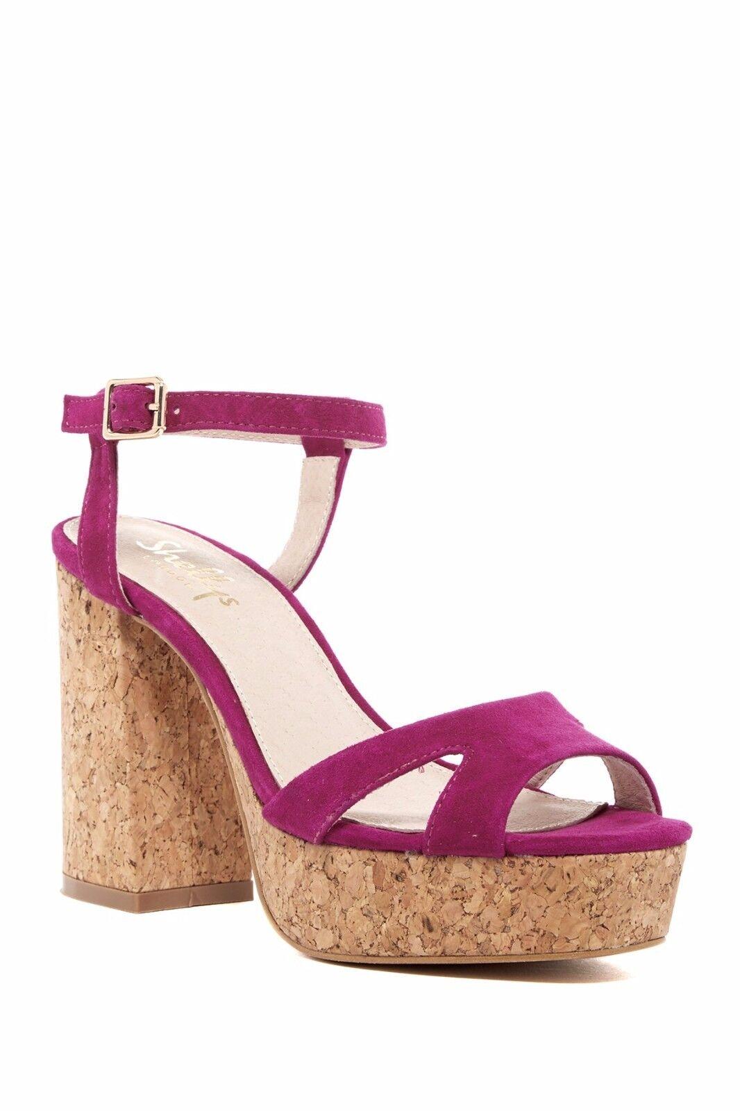 New Shellys London Dee Platform Heeled Sandals  women's size US 7.5 EUR 38