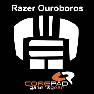 Corepad-Skatez-Razer-Ouroboros-Ersatz-Teflon-Mausfuesse-Hyperglides-Hyperglide