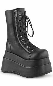 platform boots ebay