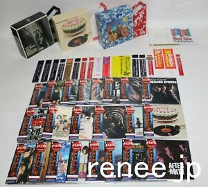 Rolling-Stones-JAPAN-Mini-LP-CD-x-22-titles-Bonus-CD-PROMO-OBI-PROMO-BOX