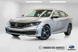 2019 Honda Civic LX, Sedan, Camera, A/C + +