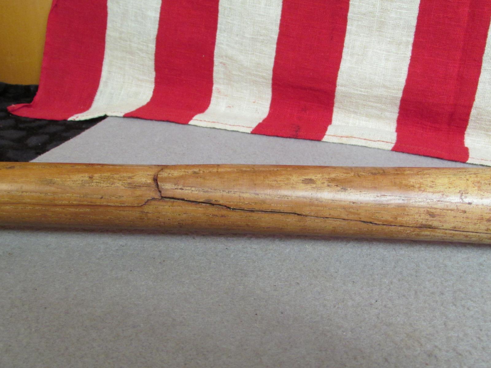 Vintage Adirondack Holz Baseball Schläger 302J 302J 302J Esche Gil Hodges Little League 37f6dc