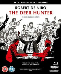The-Deer-Hunter-40th-Anniversary-Collectors-Edition-4K-UHD-Blu-Ray-Blu-ray