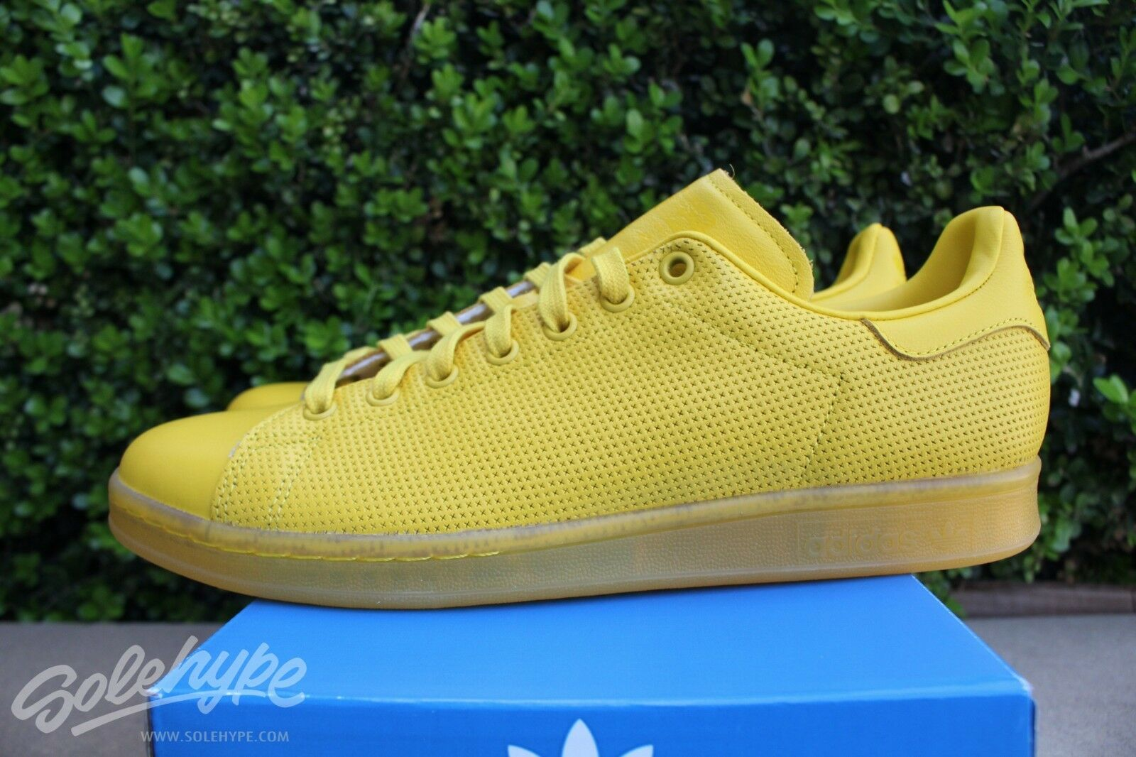 adidas originals stan sz smith adicolor sz stan 11 multi - moutarde jaune  s80247 a58cb1 513a7cf00409