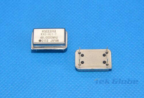 5pcs 48MHz 48.000MHZ Oscillator DIL-14
