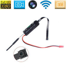 Mini Spion HD Kamera Spy CAM Überwachungstechnik 1080P DIY Modul Video H.264 Neu