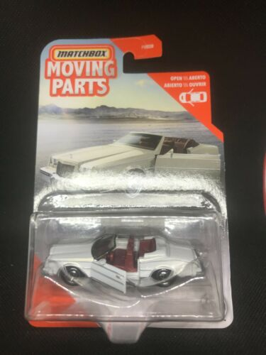 Matchbox 2020 Moving Parts NEW NEW 1983 Buick Riviera CASE H