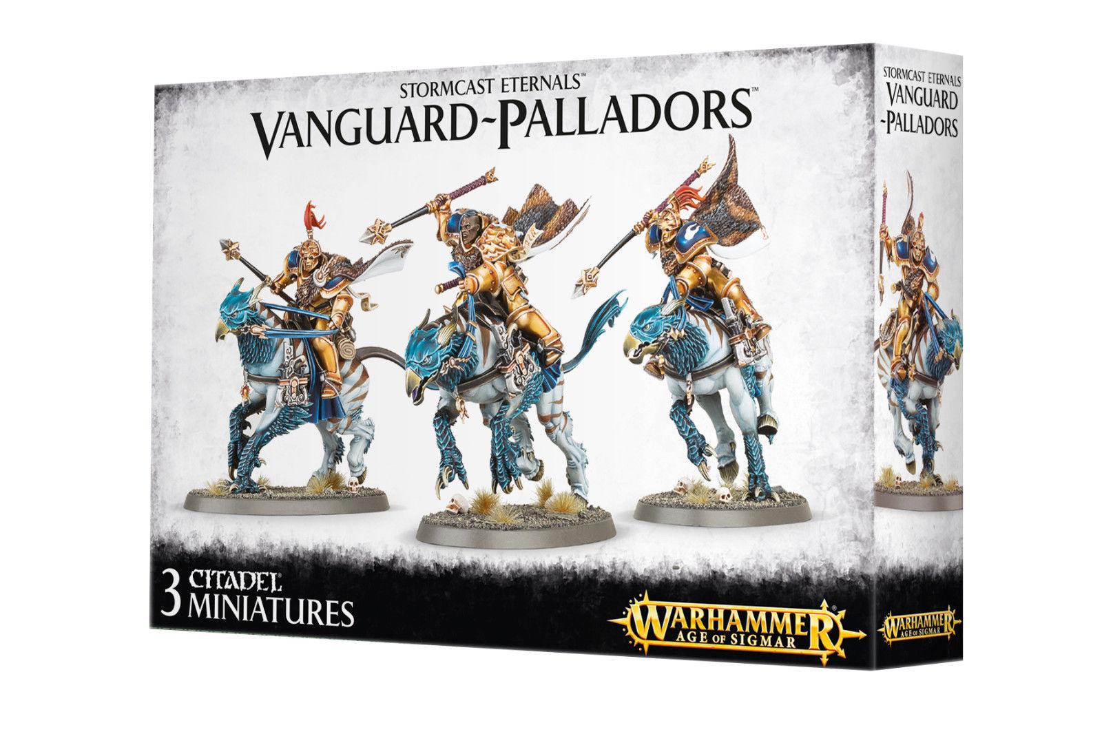 Stormcast Eternals Vanguard-Palladors Warhammer Fantasy Age of Sigmar NEW