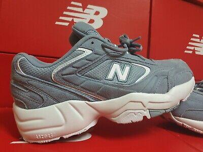 New Balance MX452SA Womens Grey Suede