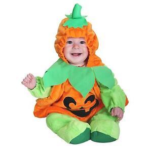 New Pumpkin Jumper Infant Halloween Costume | eBay