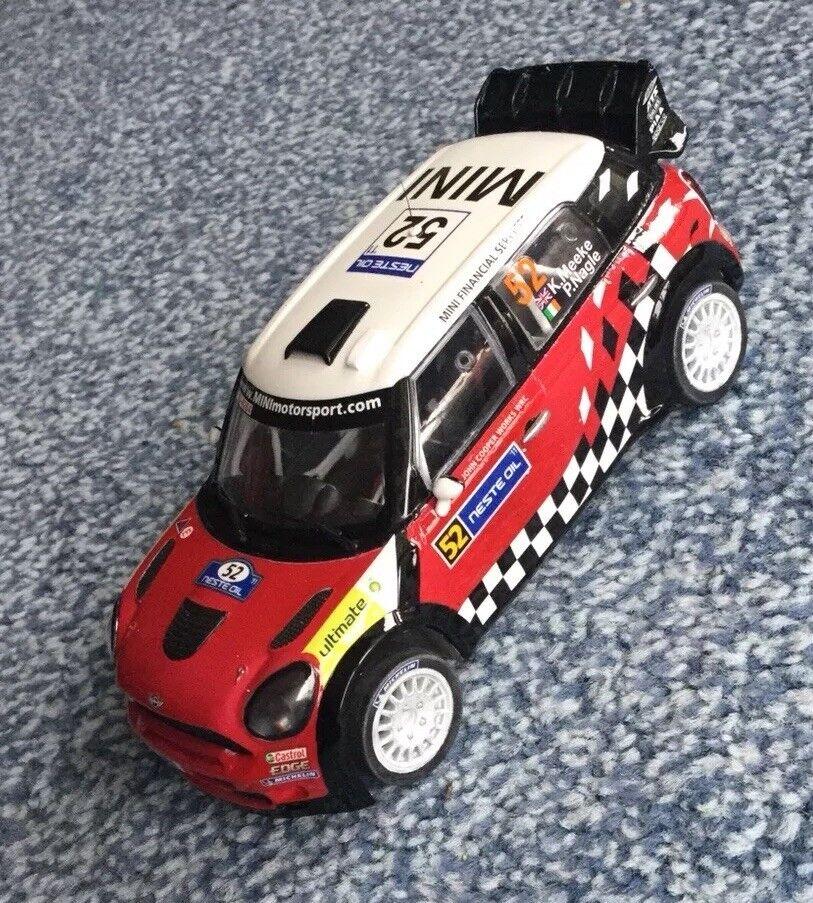 Mini WRC 1 32 Built Model
