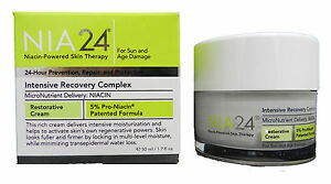 NIA-24-INTENSIVE-RECOVERY-COMPLEX-1-7oz-50ml-Authentic-Fresh-Brand-New-In-Box