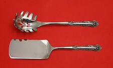Nenuphar by American Plate Silverplate HHWS  Italian Set 2pc Custom Made