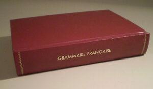 C885-GRAMMAIRE-FRANCAISE-GRAMMATICA-FRANCESE-LUIGI-DE-ANNA-MARZOCCO-1951