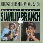 Chicago Blues Session, Vol. 22 by Hubert Sumlin (CD, Jun-1998, Wolf)