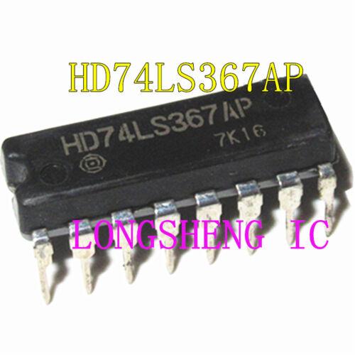 5PCS HD74LS367AP 74LS367AN 74LS367 DIP-16 NEW