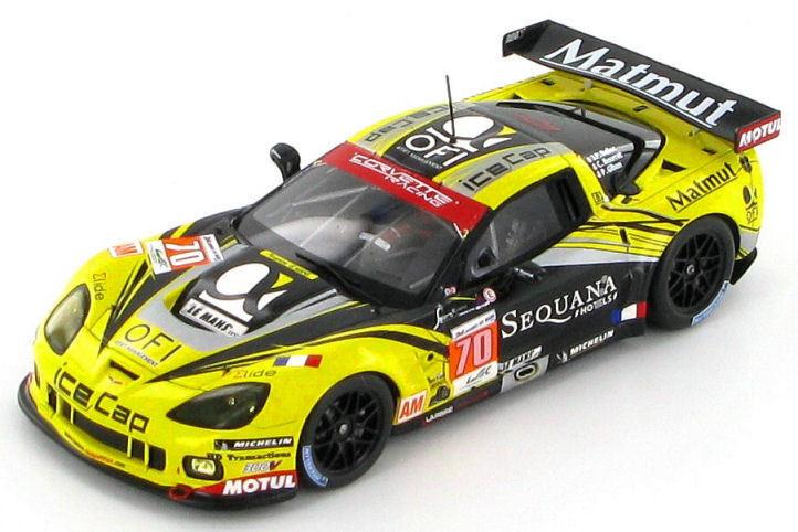 Corvette C6 ZR1  70 Le Mans 2012 1 43 - S3736