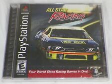 NEW PLAYSTATION 1 PS1 ALL STAR RACING