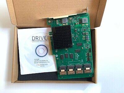 OEM LSI00244 9201-16i PCI-Express 2.0 x8 SATA SAS Host Bus Adapter Card
