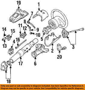 Image Is Loading Ford Oem 92 94 Ranger Turn Signal Switch