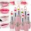 1X-Magic-Jelly-Transparent-Flower-Lipstick-Color-Changing-Moisturizing-Lip-Gloss thumbnail 1