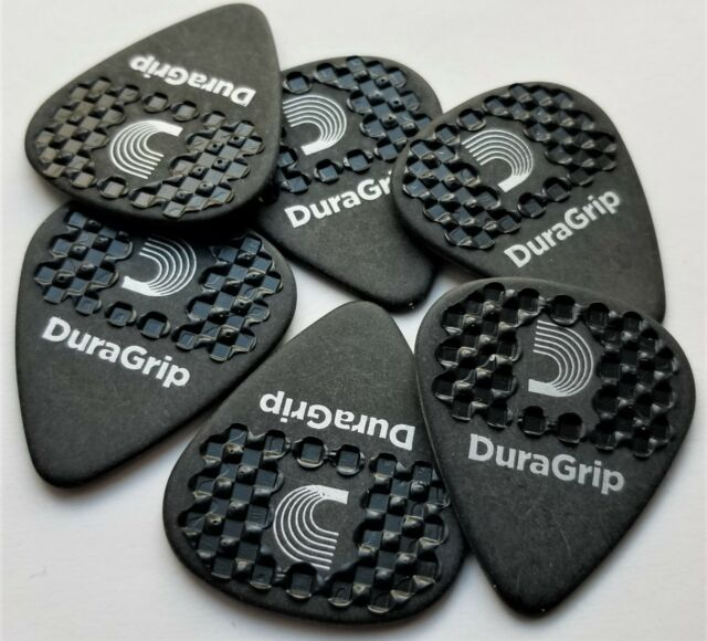 Daddario DuraGrip 0,85 mm medium grünPlek Plektrum Pick Plektren Plektron