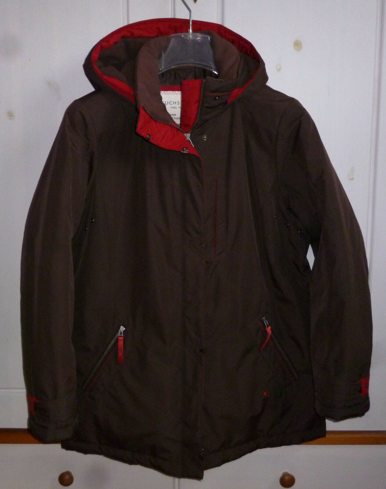 Fuchs Schmitt Jacke Weather Protection wind-u. wasserdicht Gr. 38 40