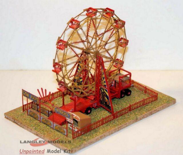 Fair Noahs Ark Ride Motorised N Scale 1:148 UNPAINTED Kit NQ11 Langley Models